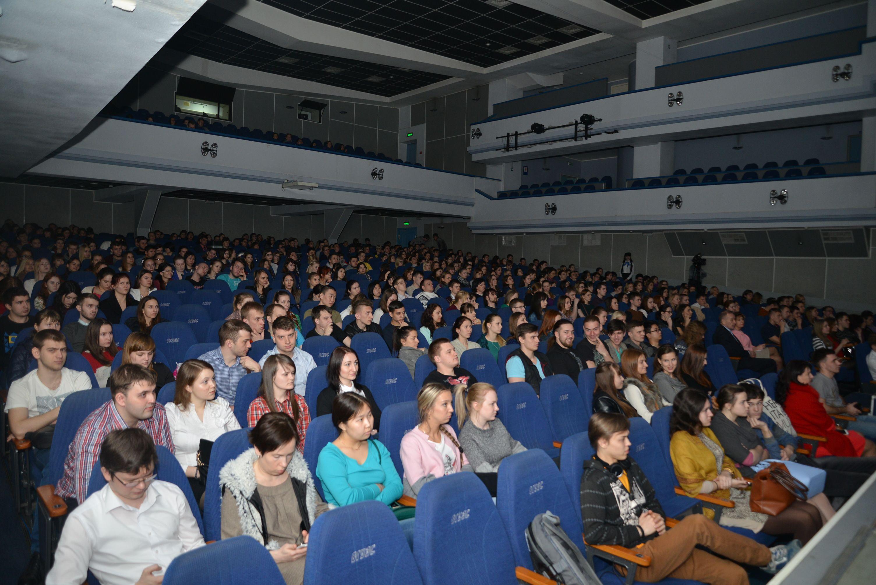 Во ВГУЭС прошло собрание, посвящённое практико-интегрированному обучению
