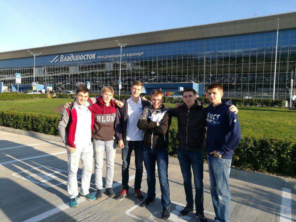Волейболисты ВГУЭС участвуют в финале чемпионата АССК России