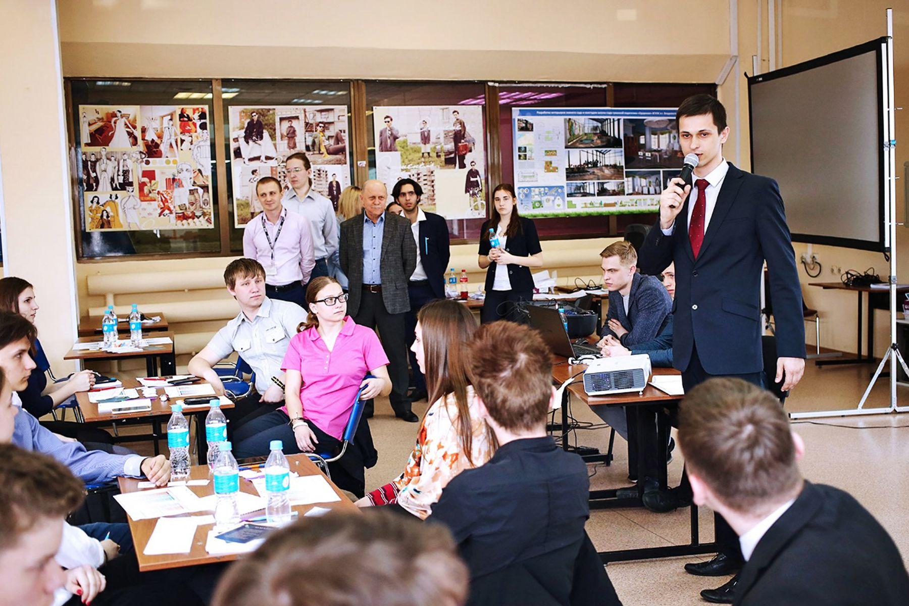 Поддержка студенческих инициатив во ВГУЭС: финансирование проектов, площадки для самореализации и Коворкинг-центры