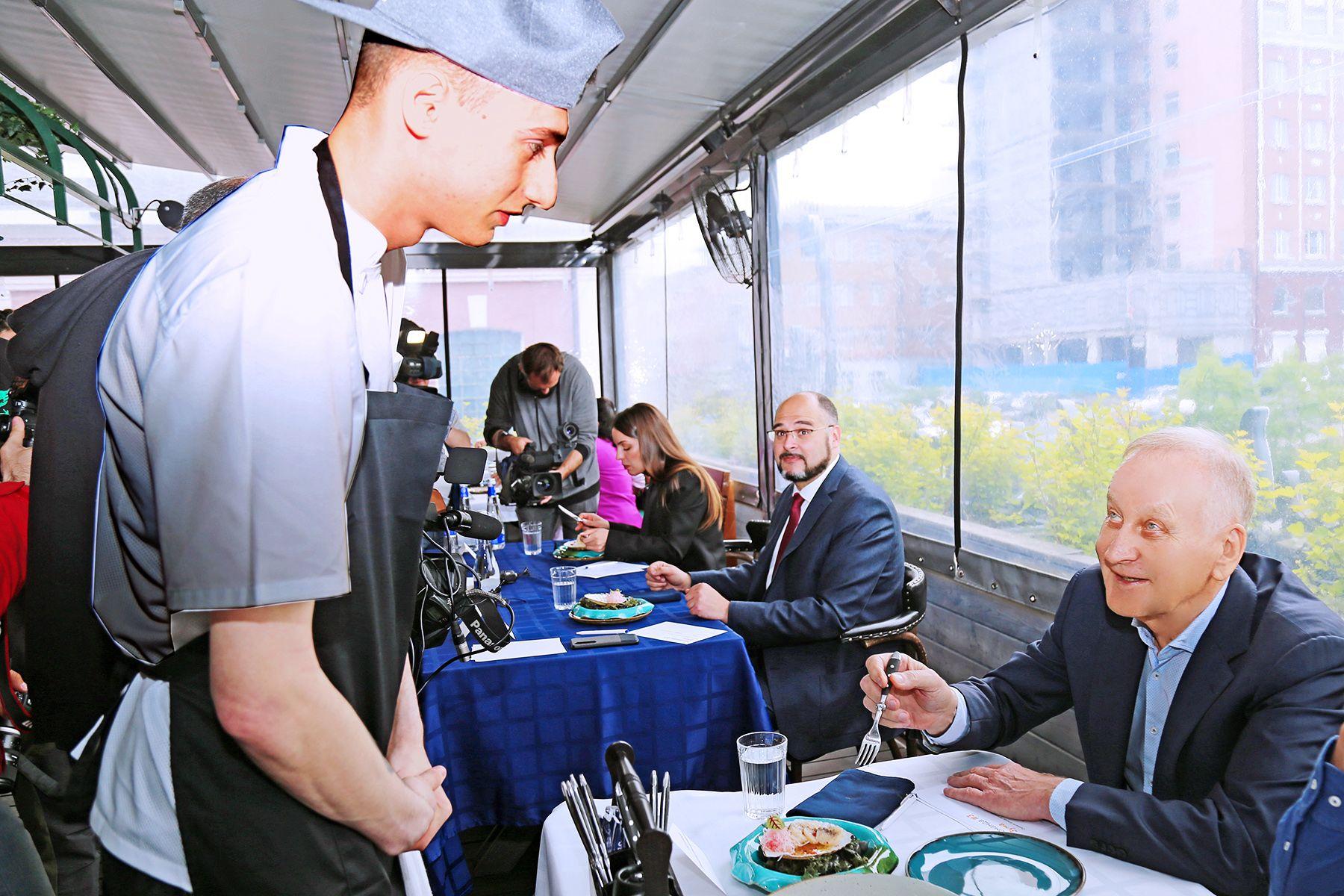 Образовательный проект ВГУЭС по подготовке профессиональных кадров для ресторанной индустрии будет распространен по всей стране