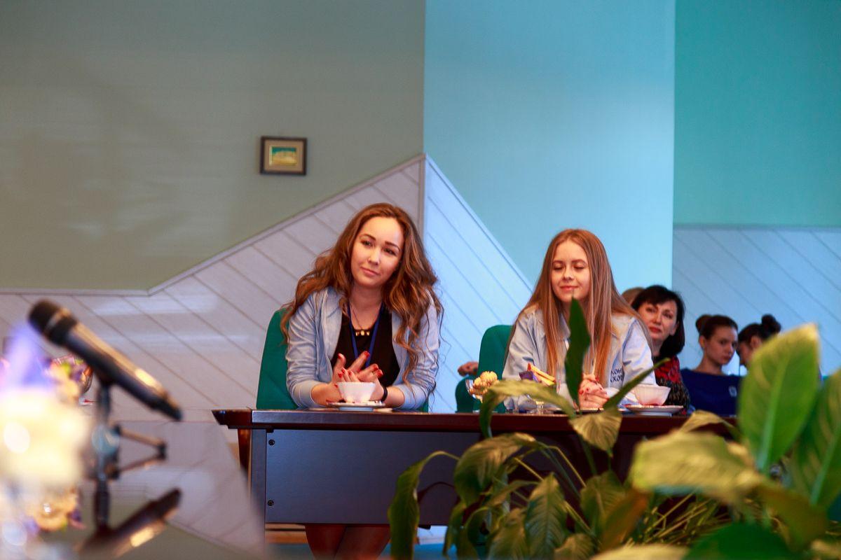 Победитель конкурса «Волонтёр года 2016» – выпускница ВГУЭС Вера Красовкая