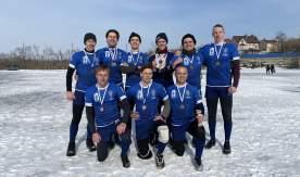 Сборная ВГУЭС призеры кубка по снежному регби