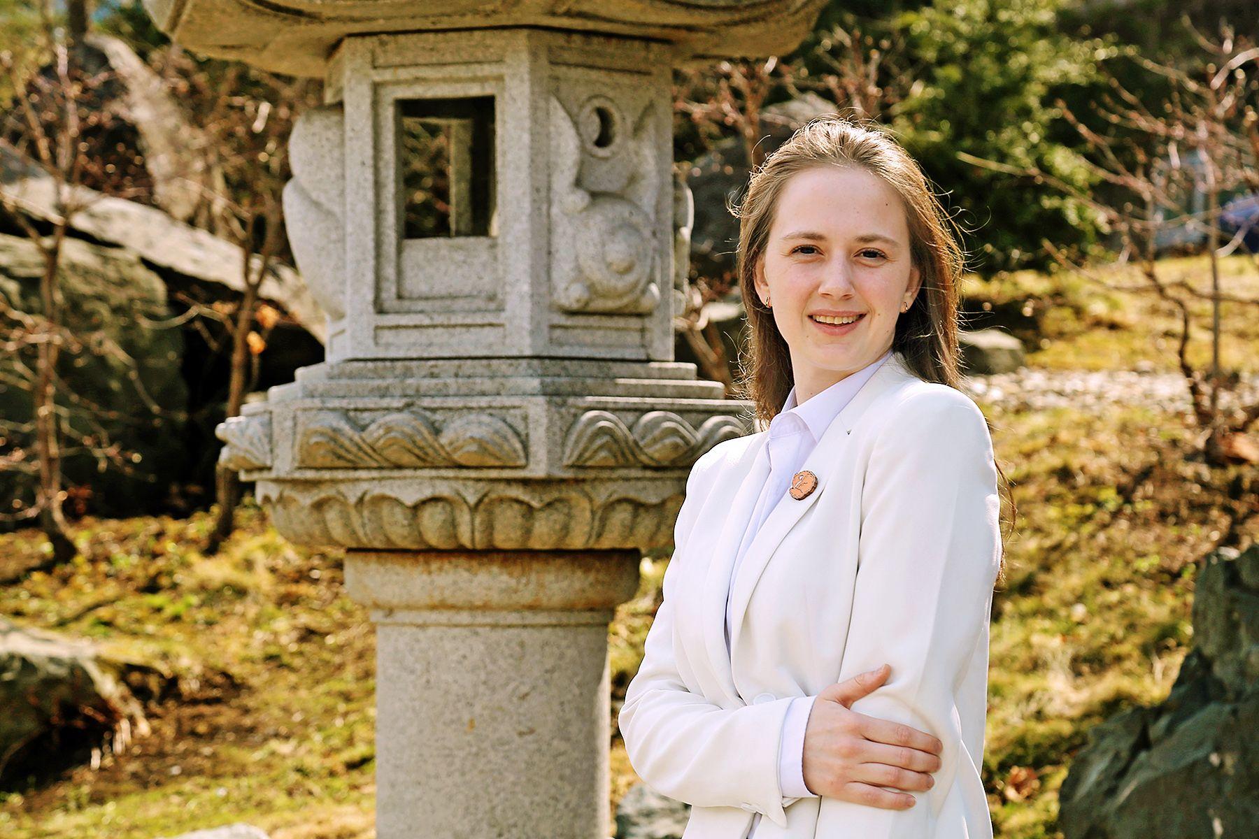 Студентка Института права ВГУЭС Ольга Котляр — победитель конкурса именных стипендий Ассоциации юридических вузов