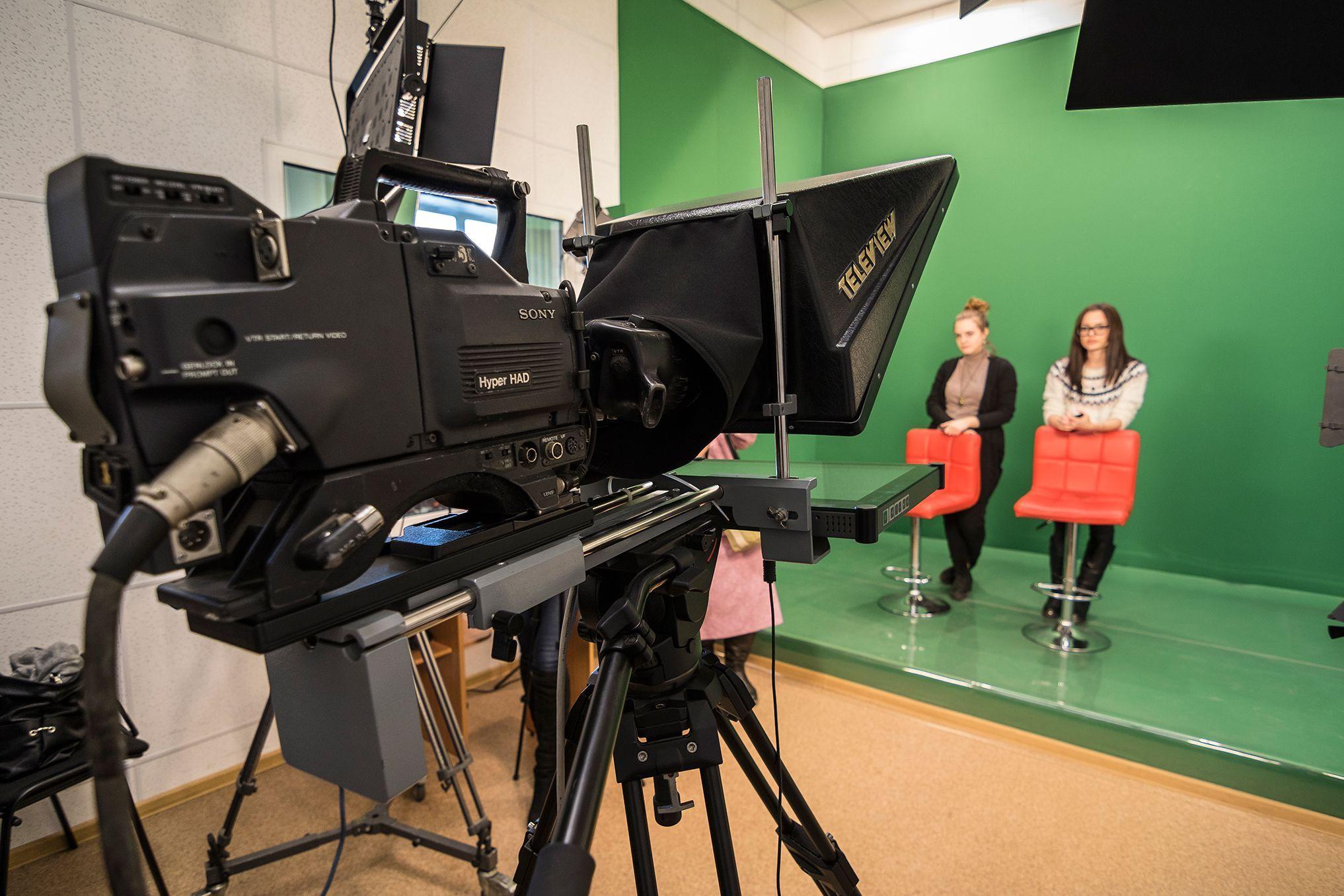 Высшая школа телевидения – кафедра будущего