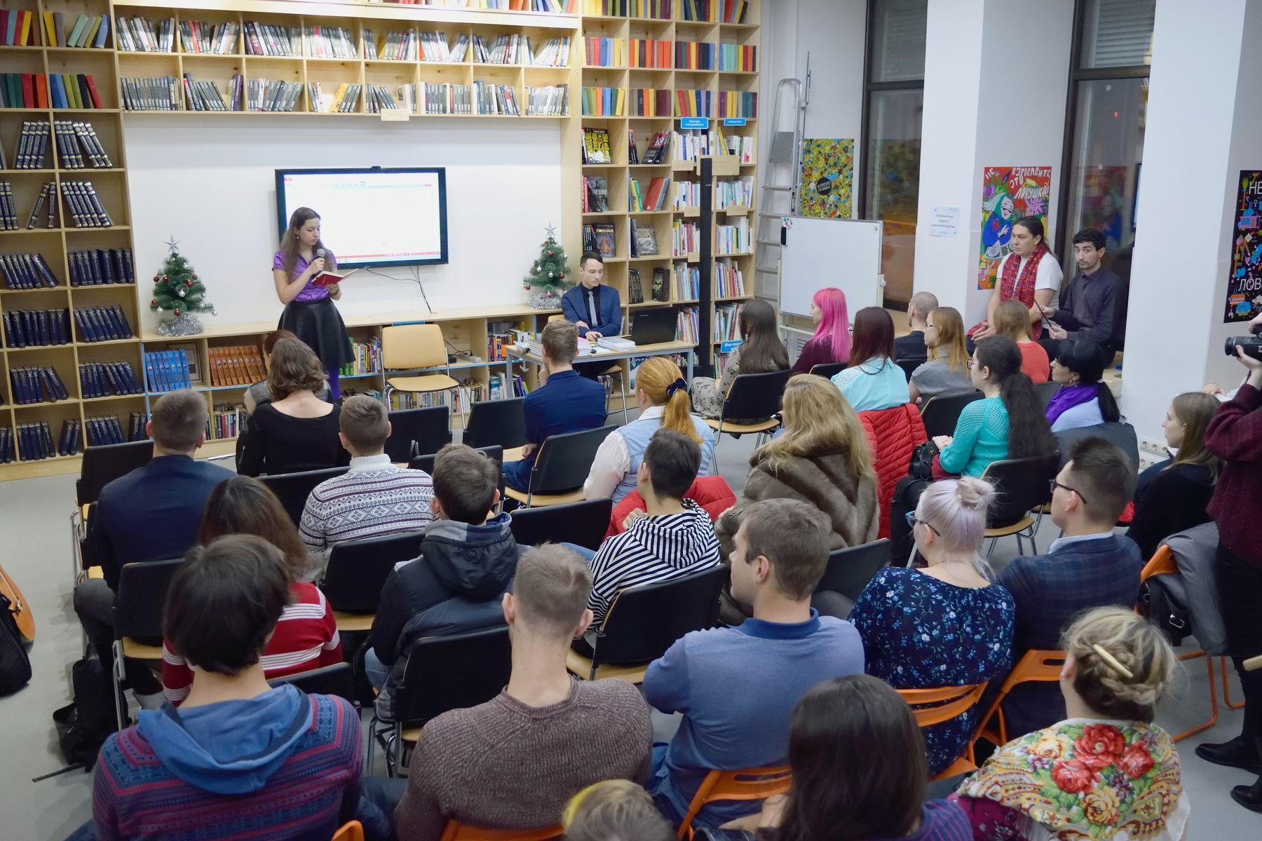 Студенты ВГУЭС - финалисты литературного конкурса «Исправляй»