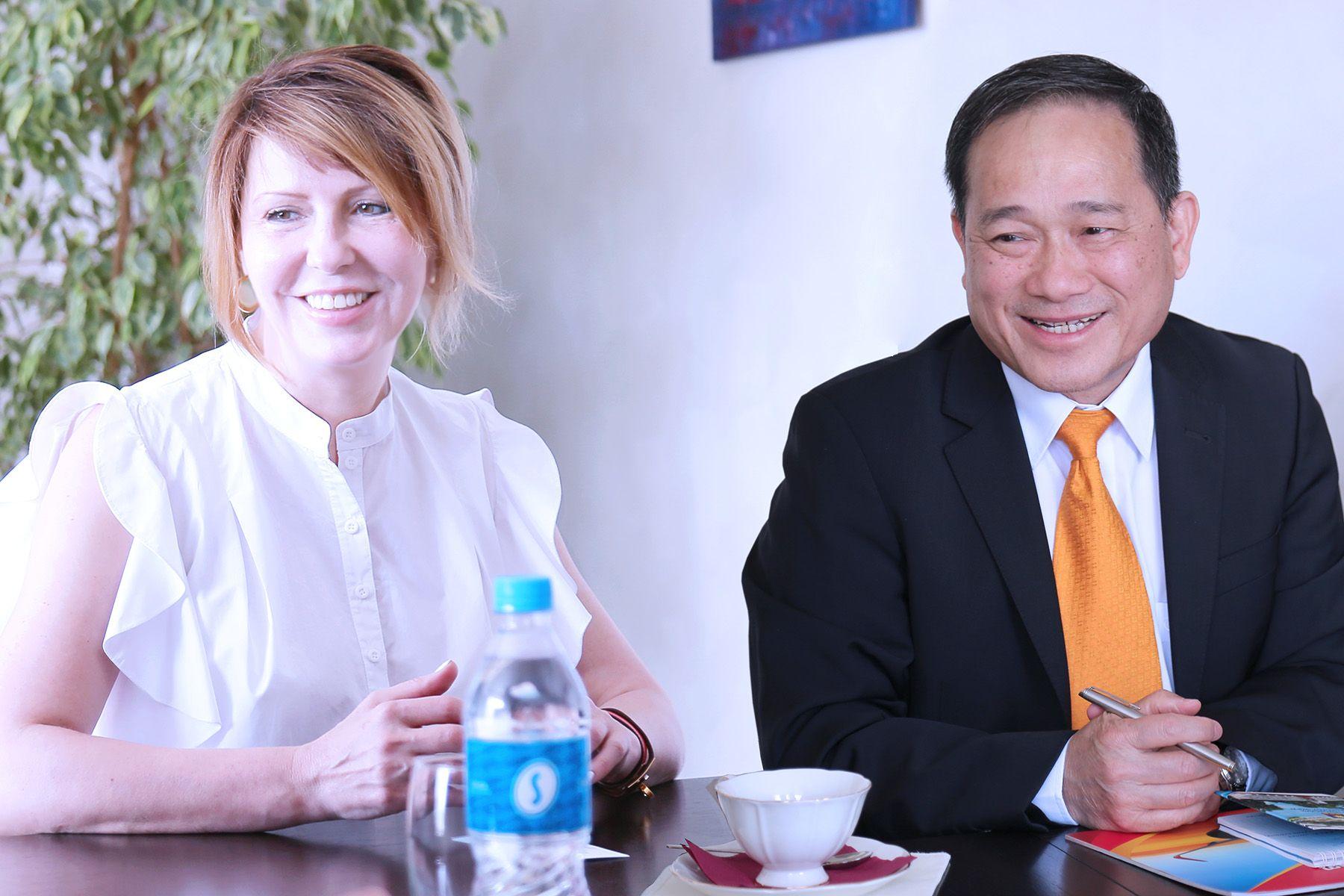 Ректор ВГУЭС и генеральный консул Республики Вьетнам договорились о стратегическом сотрудничестве