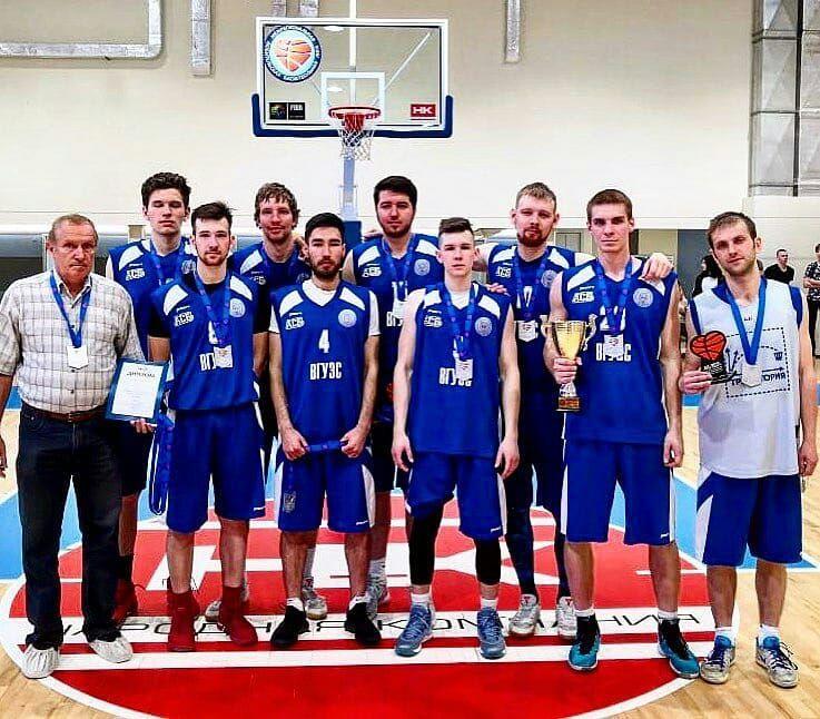 Баскетболисты ВГУЭС – призёры чемпионата Дальнего Востока