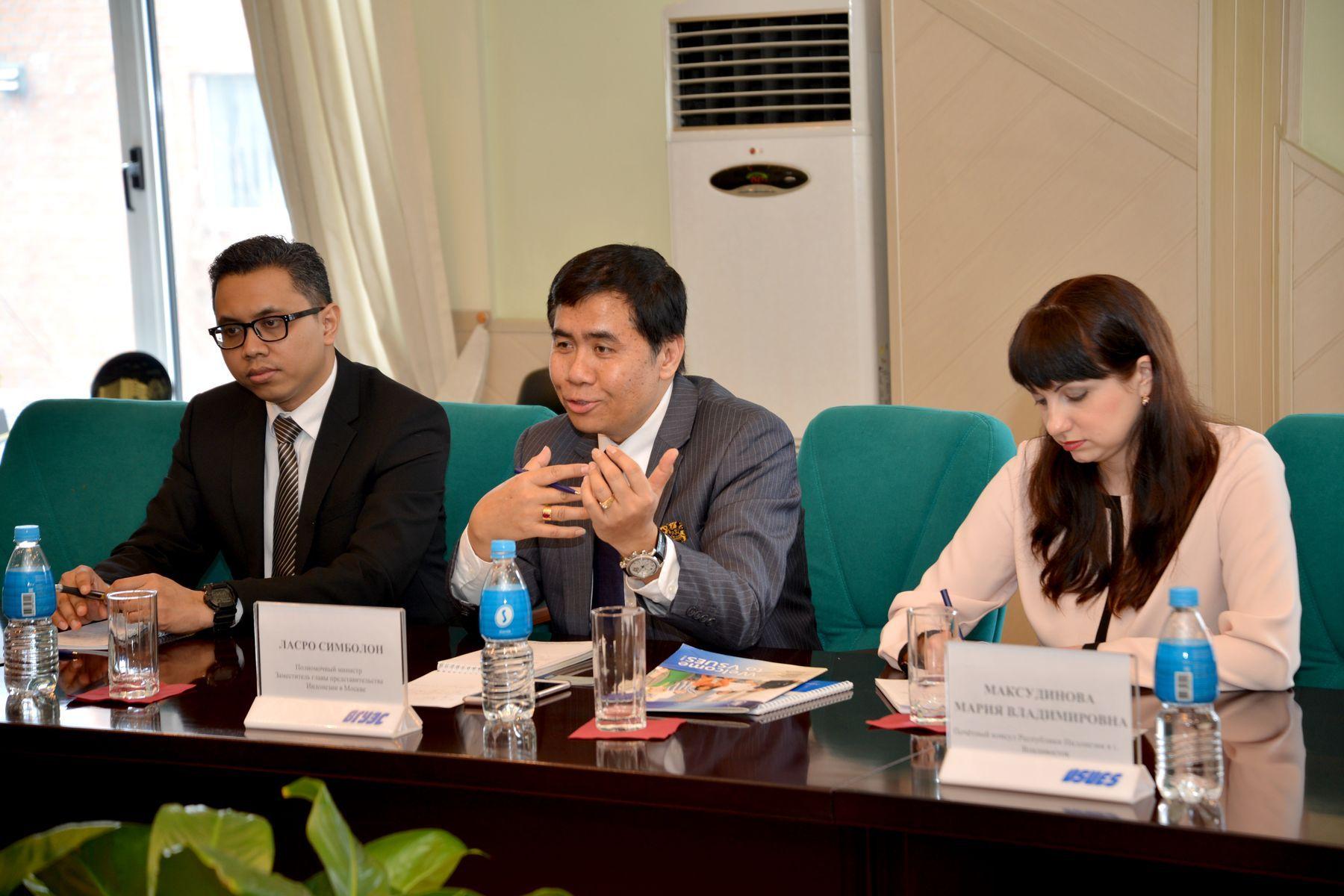 ВГУЭС увеличит число международных партнеров в Юго-Восточной Азии