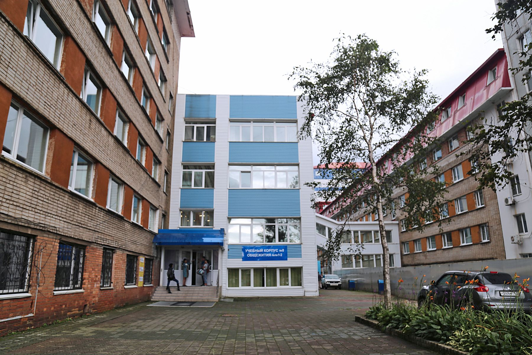Заселяющимся в общежития ВГУЭС: внесены изменения в правила внутреннего распорядка