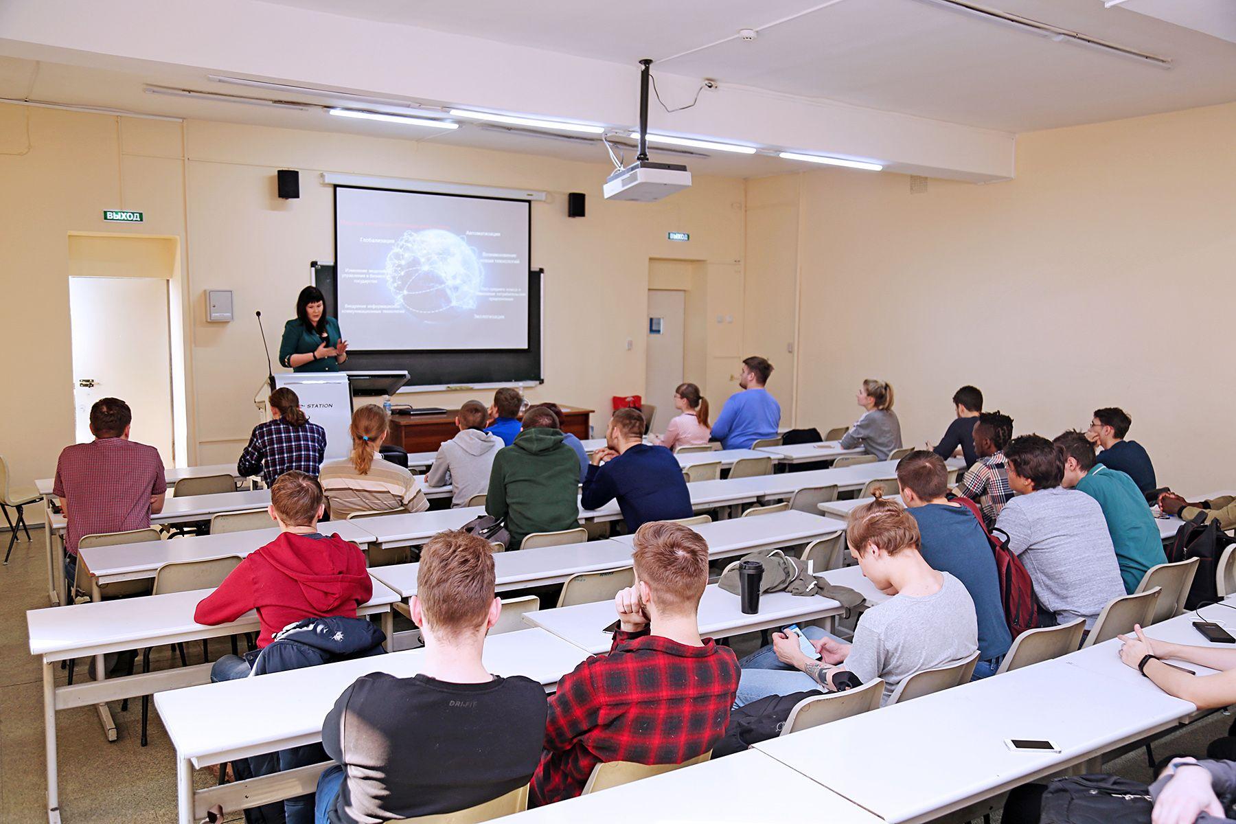 МТС и профессии будущего: перспективы для студентов ВГУЭС