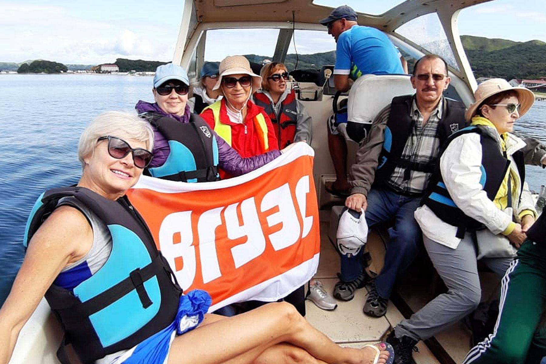 Сотрудники ВГУЭС насладились красотами бухт Хасанского района