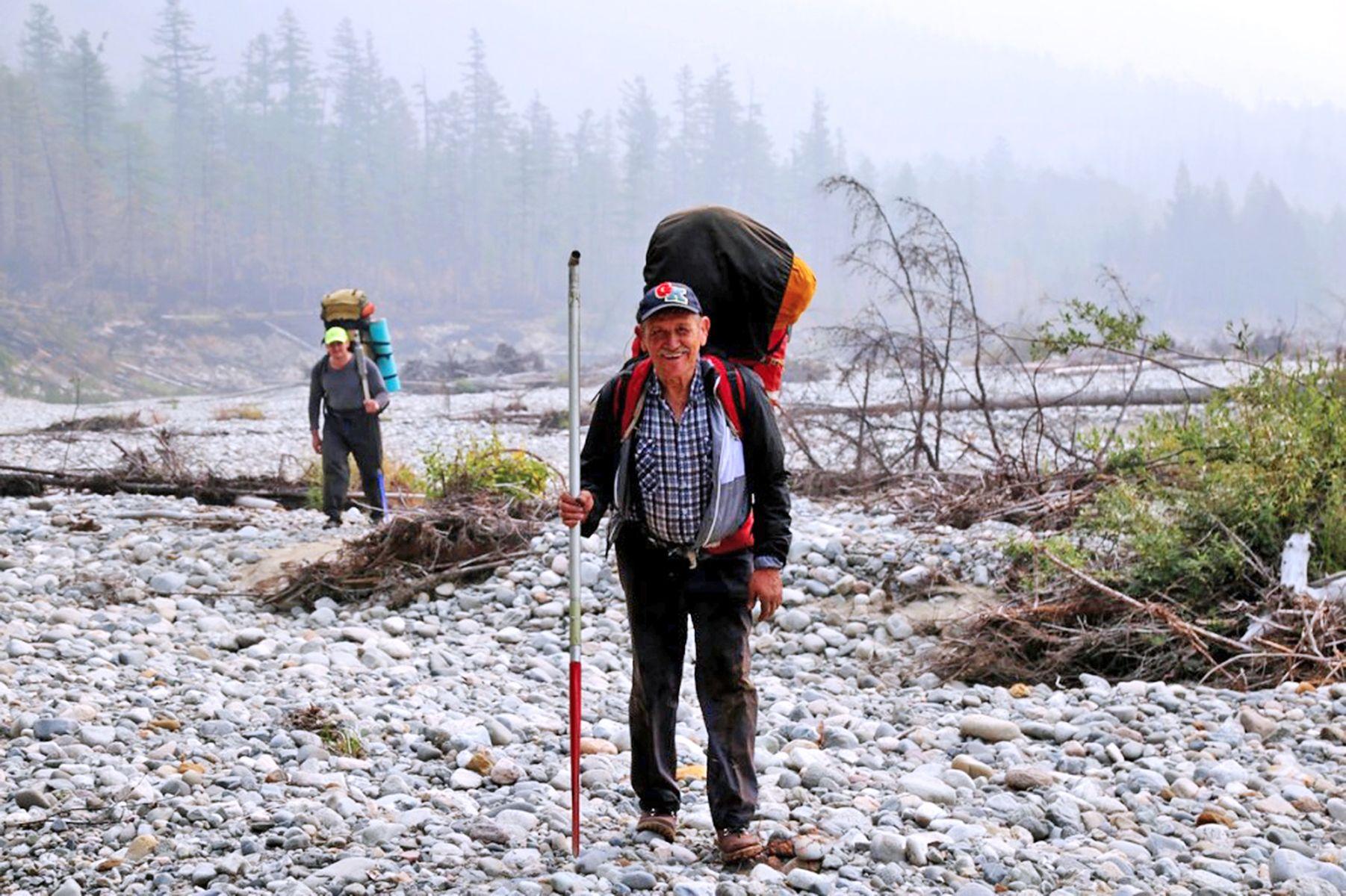 Члены турклуба «Сплав» ВГУЭС покорили горный хребет Кодар