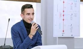 Студенты ВГУЭС защищают инвестиционные проекты перед предпринимателями Приморского края