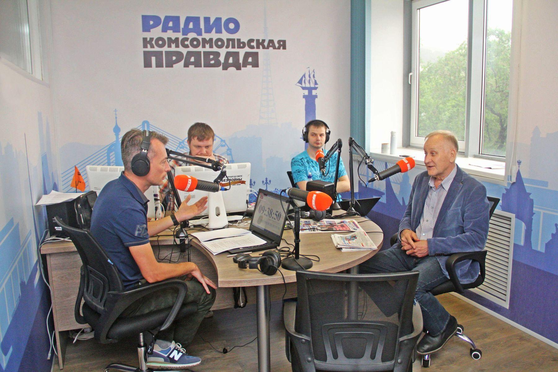 Президент ВГУЭС Геннадий Лазарев: Если выпускники сделают выбор в пользу Владивостока, то не ошибутся