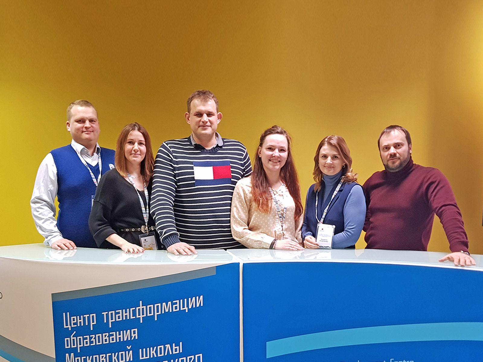 Команда ВГУЭС приступила к третьему модулю обучения в МШУ Сколково