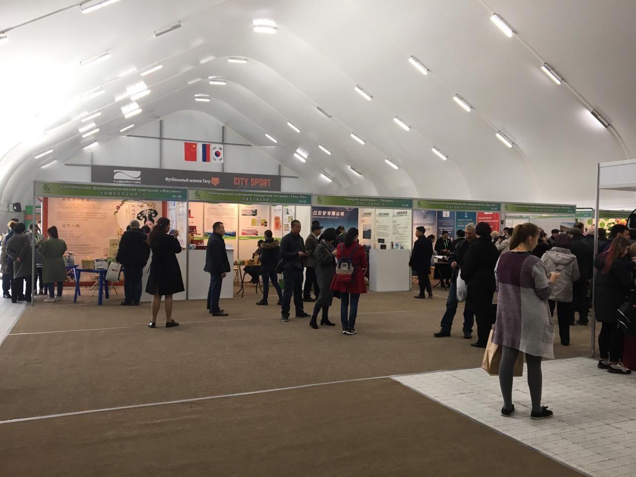 «Дальагро. Продовольствие 2019»: участие студентов-международников и регионоведов в международном выставочном проекте
