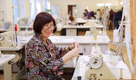 Консолидация общих усилий в борьбе с коронавирусом: Институт сервиса, моды и дизайна ВГУЭС приступил к серийному производству средств индивидуальной защиты