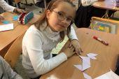 Урок технологии в рамках проекта «Семь дощечек мастерства»