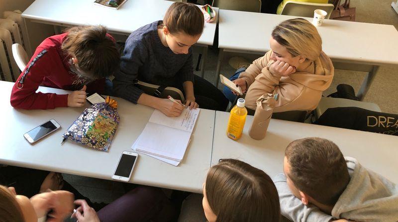 Студенты изучают кадровый аудит на практике