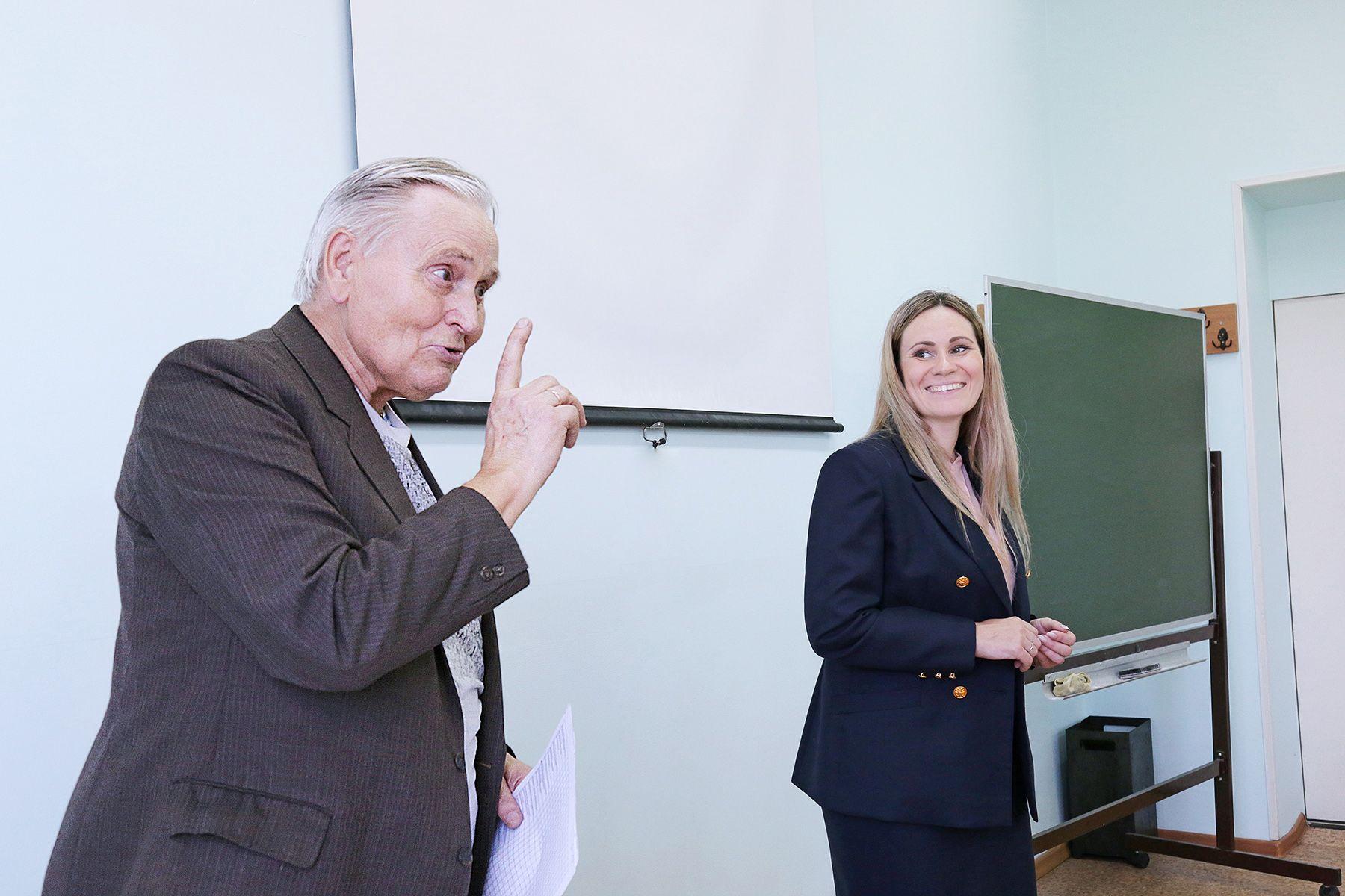 Профессиональные встречи в Институте права ВГУЭС