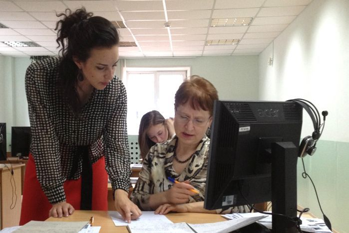 Летняя школа - погружение в языковую среду