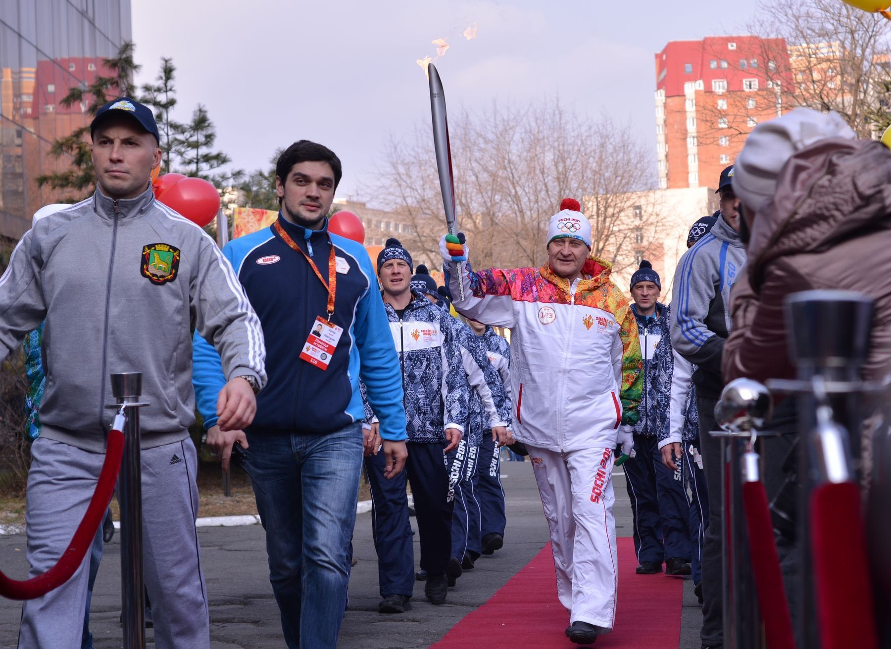 Студенты и преподаватели ВГУЭС могут стать факелоносцами на Зимней универсиаде-2019