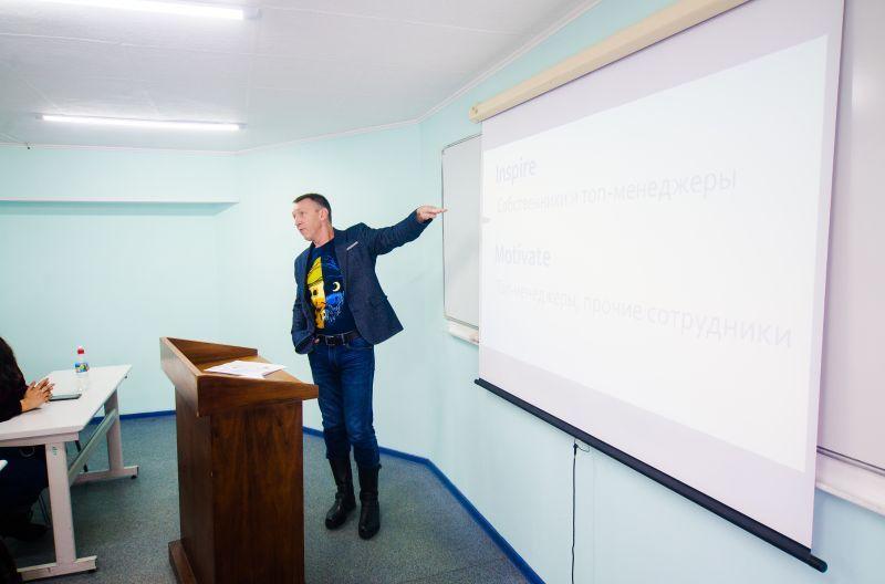Лайфхак для студентов кафедры от ведущей компании на рынке информационных технологий