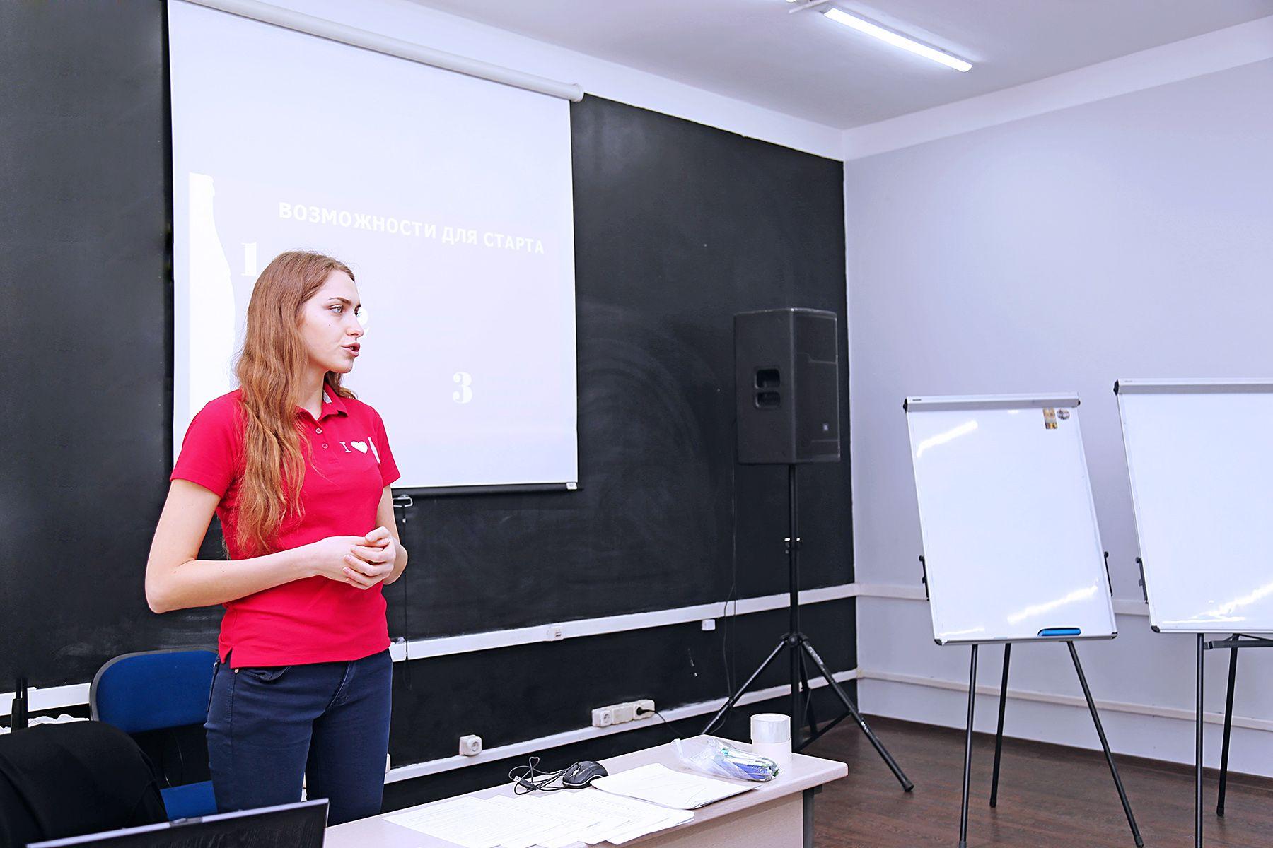 Тренинги для студентов ВГУЭС: как вырасти от менеджера-стажёра до руководителя