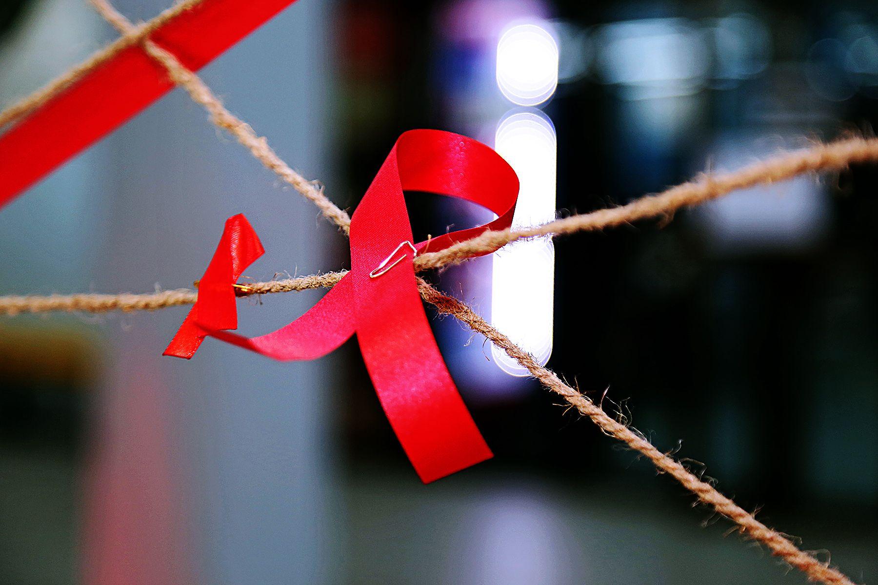 #СТОПВИЧСПИД: во ВГУЭС прошла акция, посвященная Всемирному дню борьбы со СПИДом