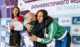 Студентка ВГУЭС Валерия Хайрулина — в ТОП-10 лучших спортсменов России по плаванью