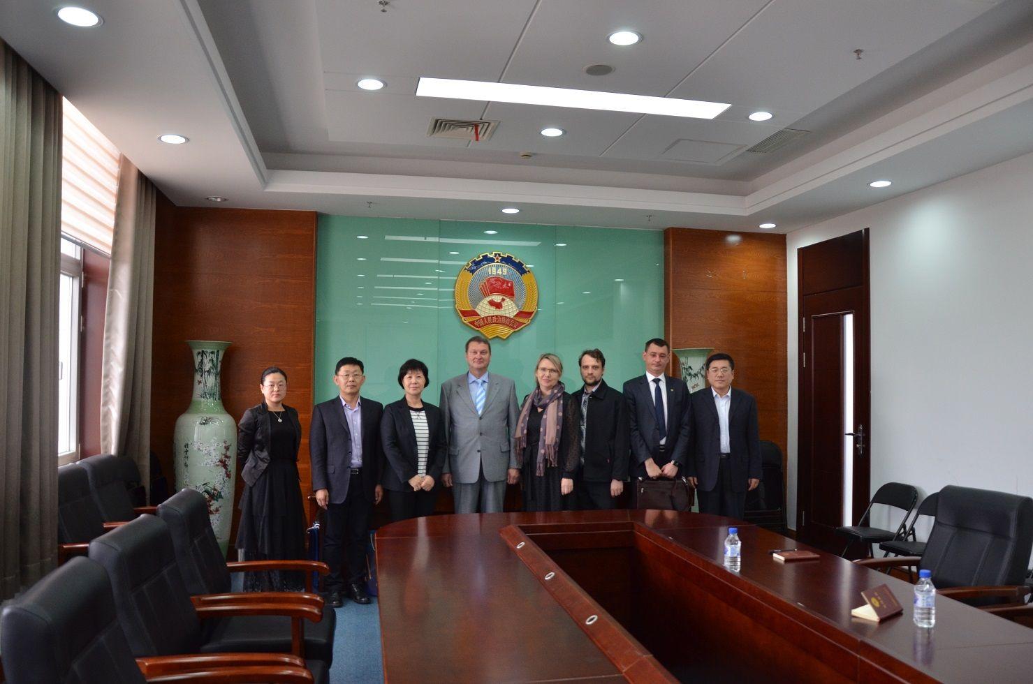 Международное сотрудничество Института права
