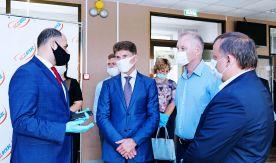 Губернатор края Олег Кожемяко: Колледж ВГУЭС станет базовым для подготовки специалистов сферы общепита в Приморье
