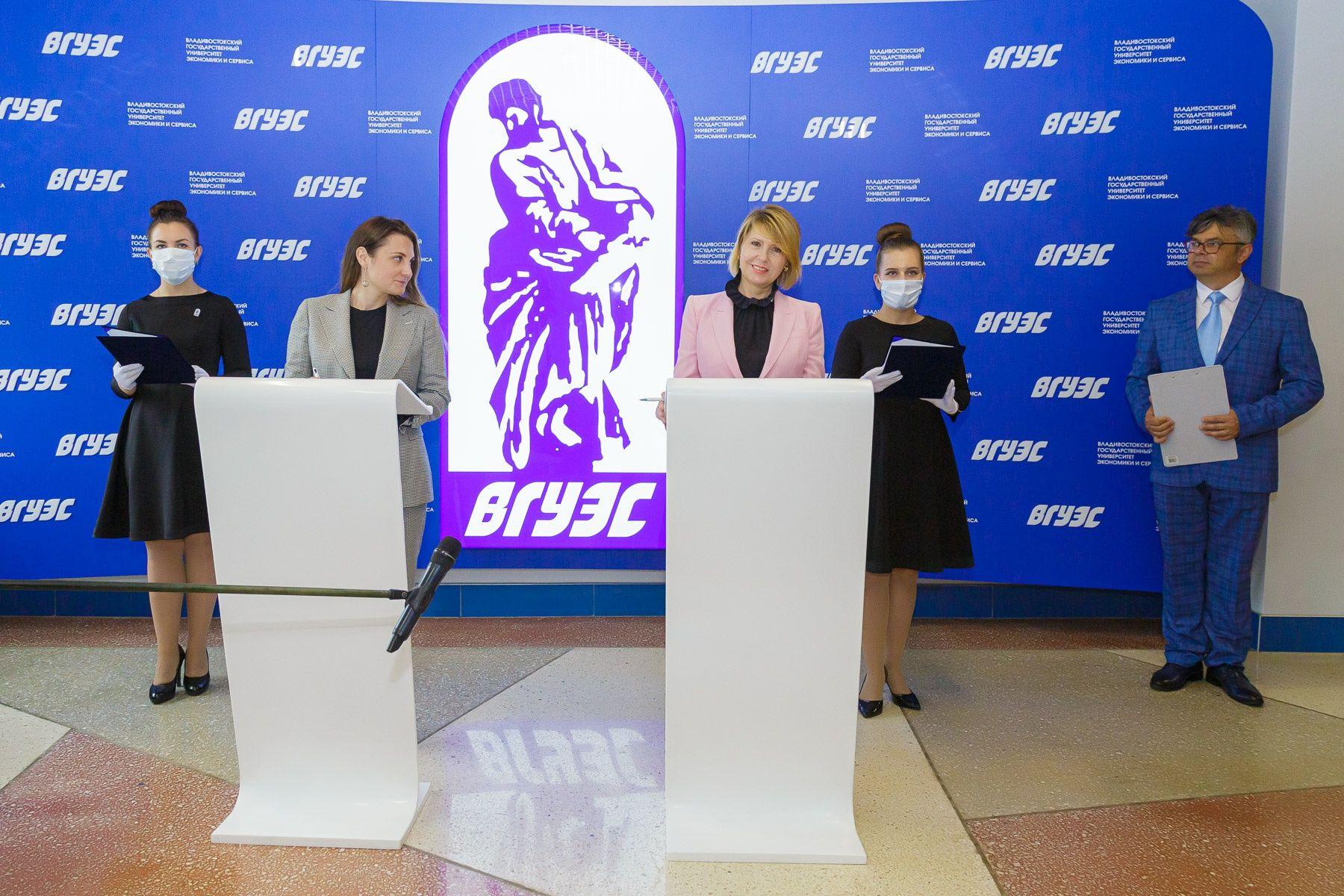 Ректор ВГУЭС Татьяна Терентьева: «Моя страна – моя Россия» открывает новые перспективы для университета