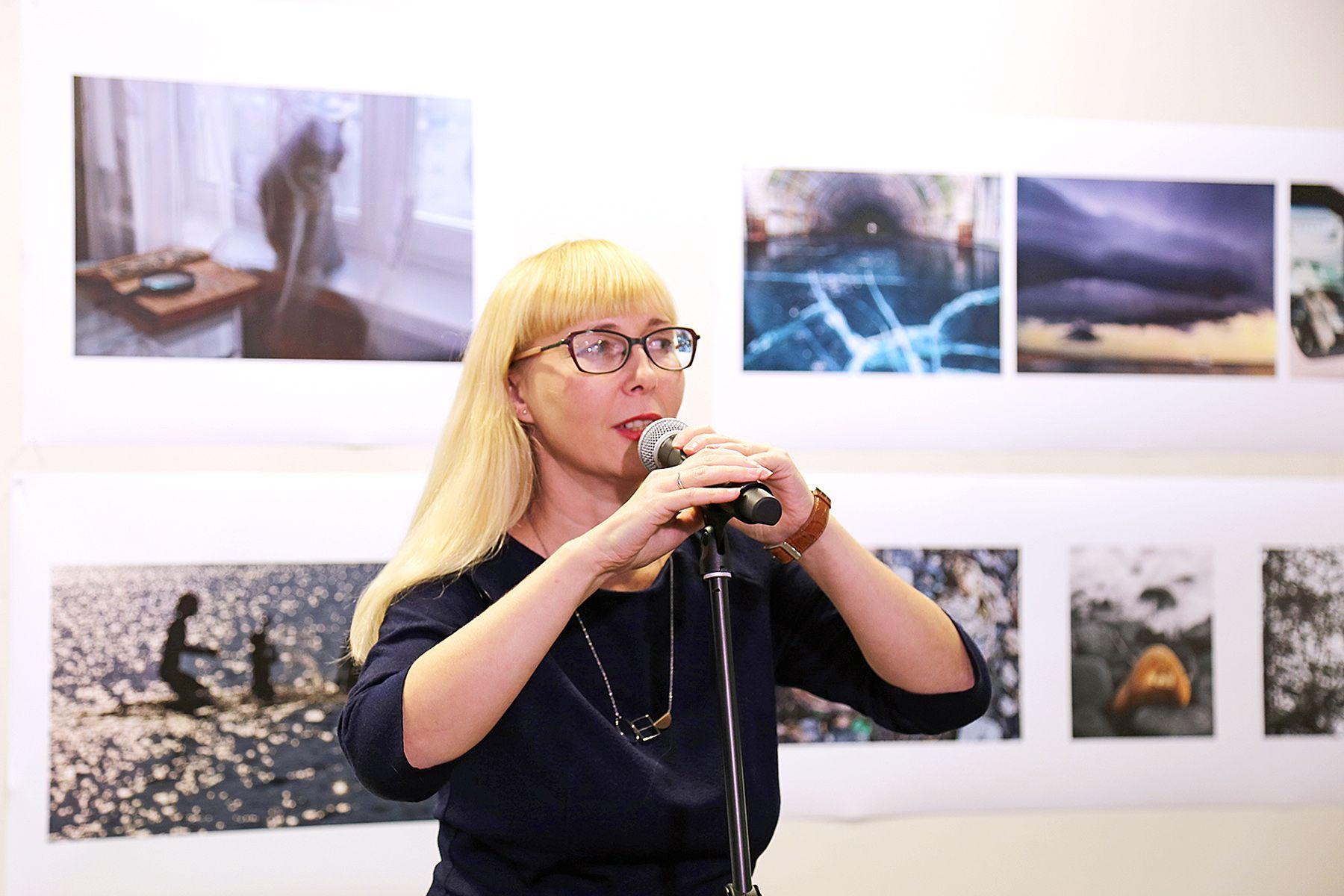 От А до Я. Фотографы Владивостока презентовали свои работы во ВГУЭС