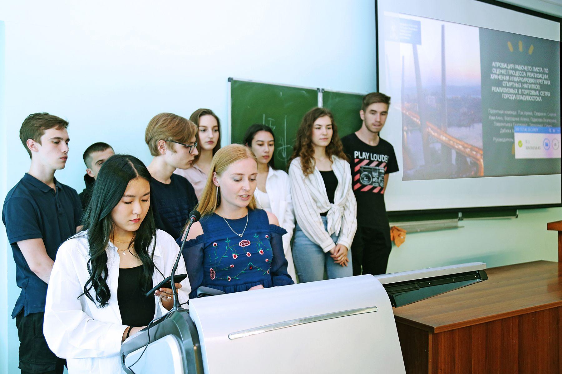 Достижения кафедры международного маркетинга и торговли ВГУЭС за учебный год: более 70-ти опубликованных научных исследований студентов и преподавателей