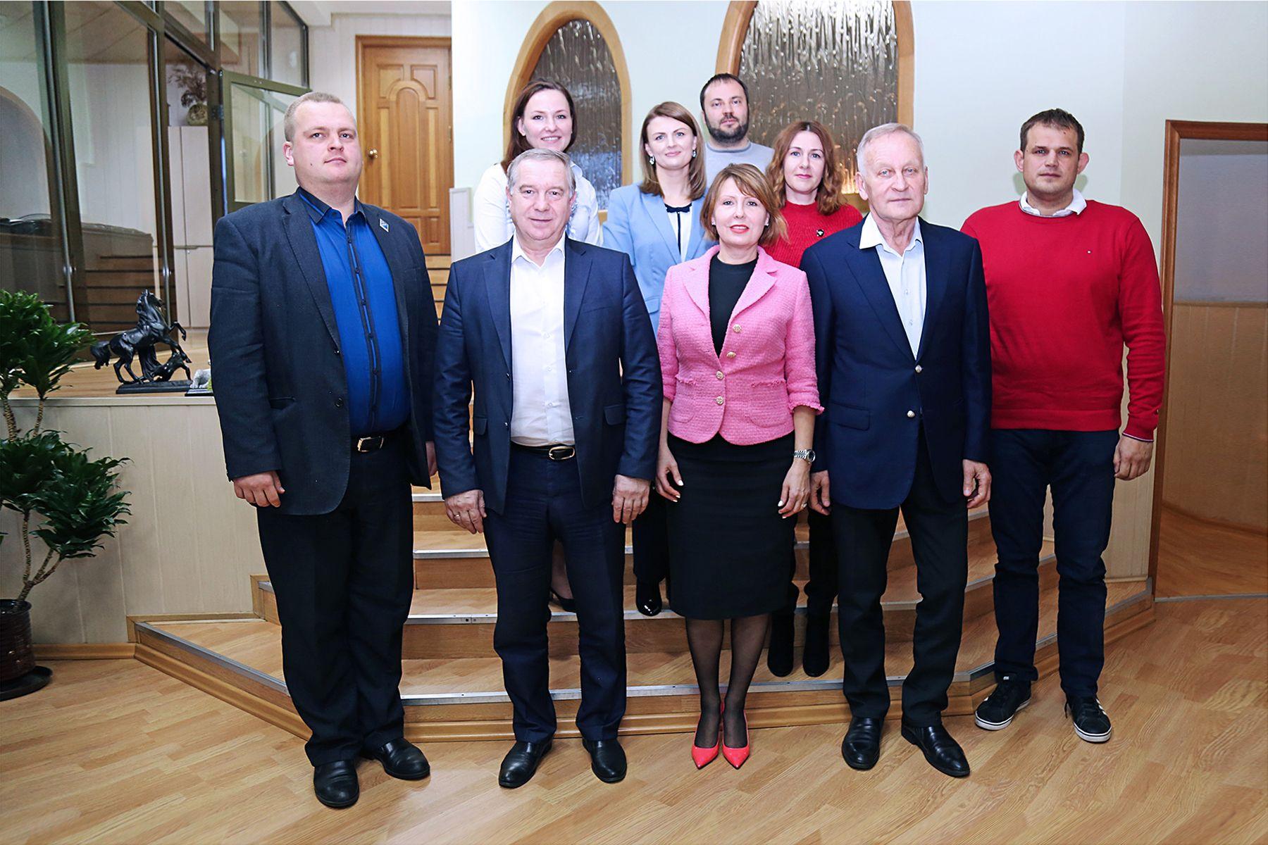 ВГУЭС готовит потенциальных ректоров в Сколково
