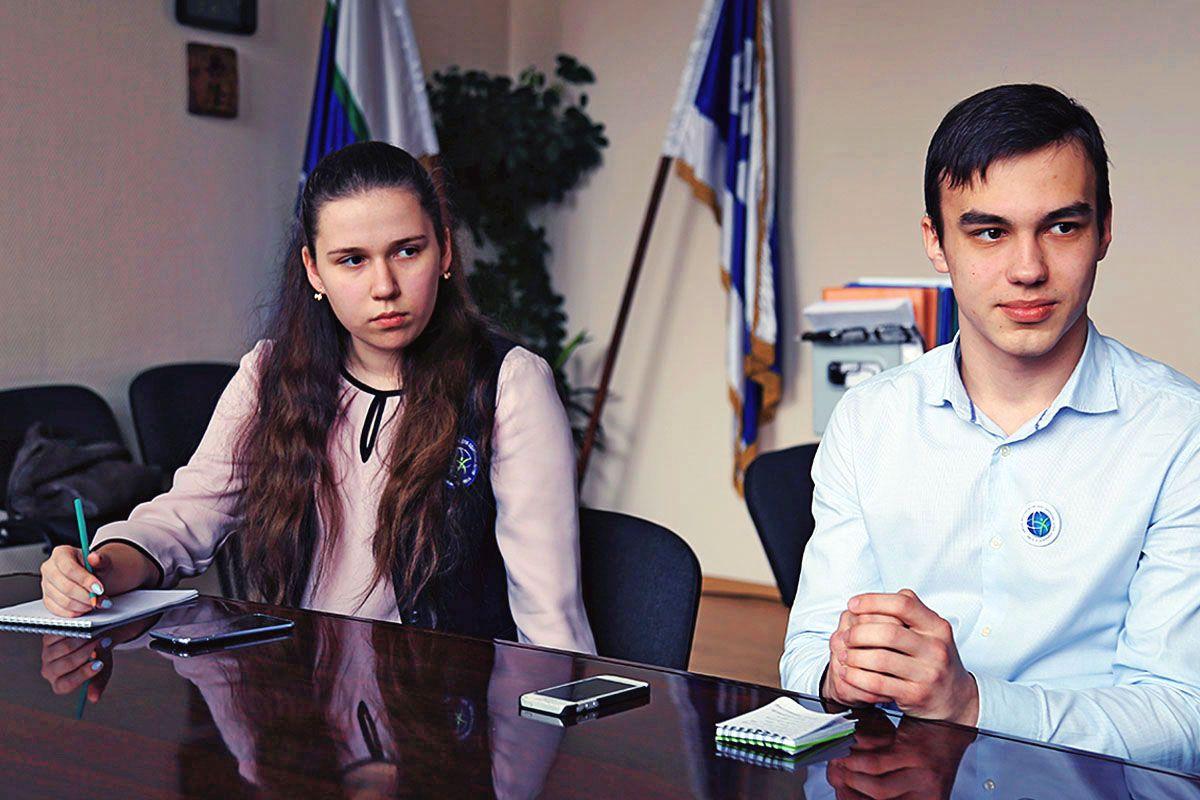 «Проба пера» в цифровой экономике и кибербезопасности школьников Школы-интернат ВГУЭС