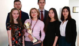 Студенты ВГУЭС, победители Global Management Challenge в регионе: об игре и о себе