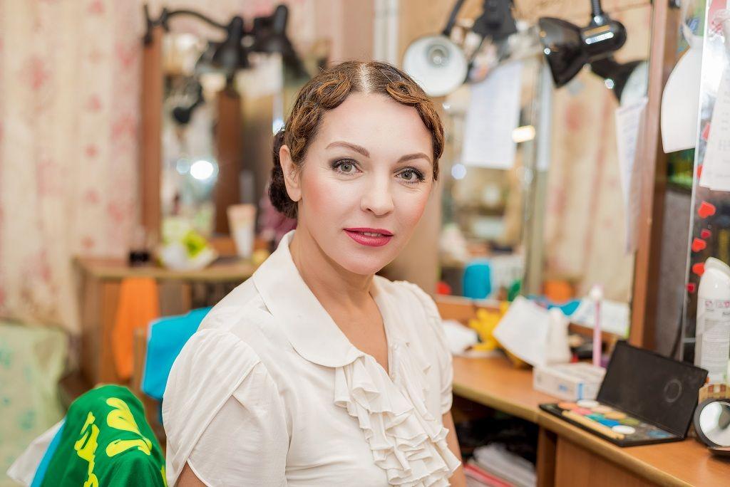 Студенты ВГУЭС встретятся с заслуженной артисткой России Ларисой Белобровой