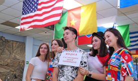 Хочу больше знать о России: во ВГУЭС отмечают «Неделю толерантности»