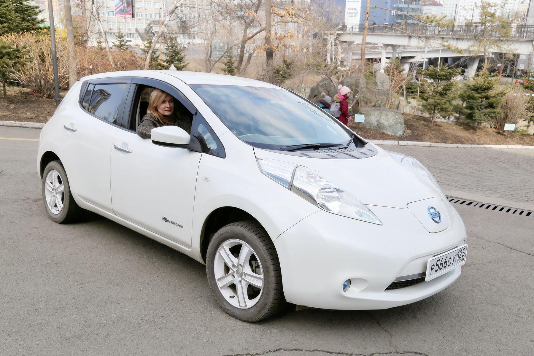 Идеи студентов ВГУЭС могут украсить новый электромобиль