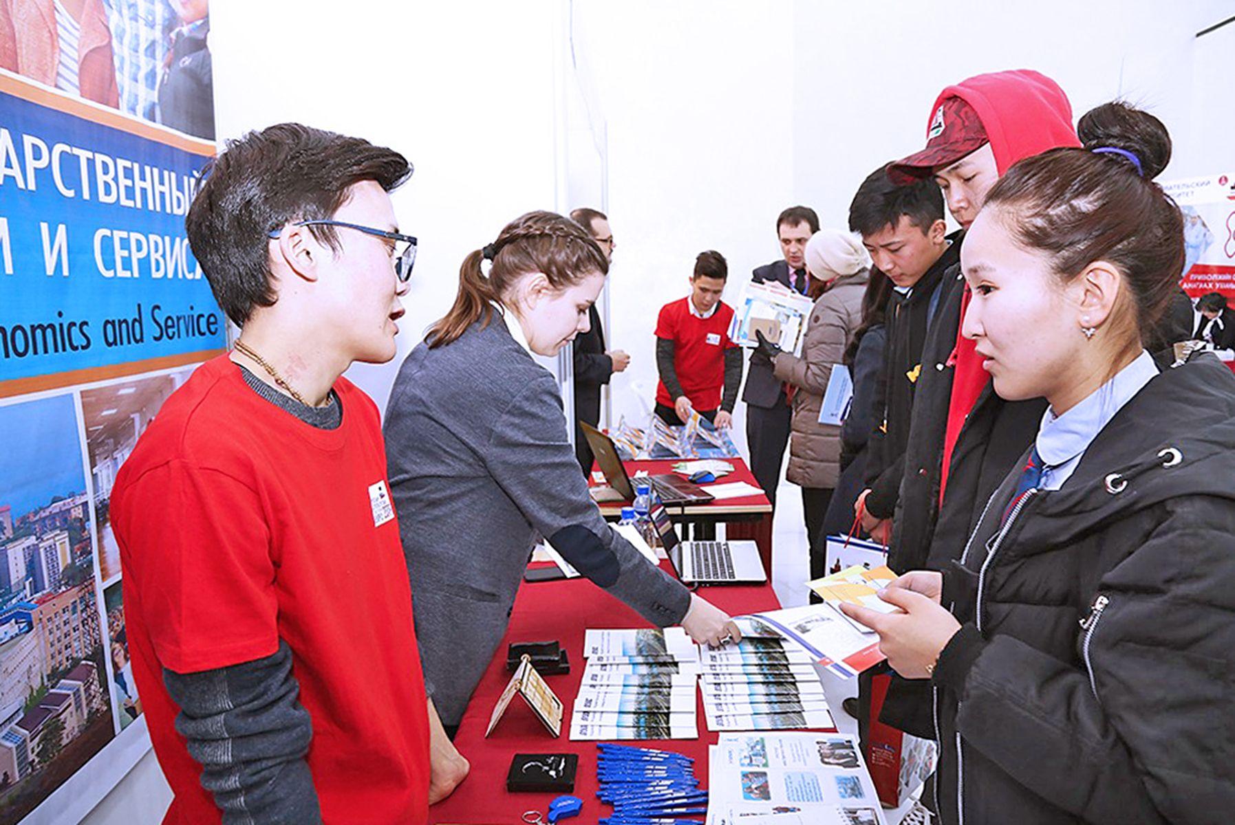 ВГУЭС в Монголии: встречи с абитуриентами и новые партнеры