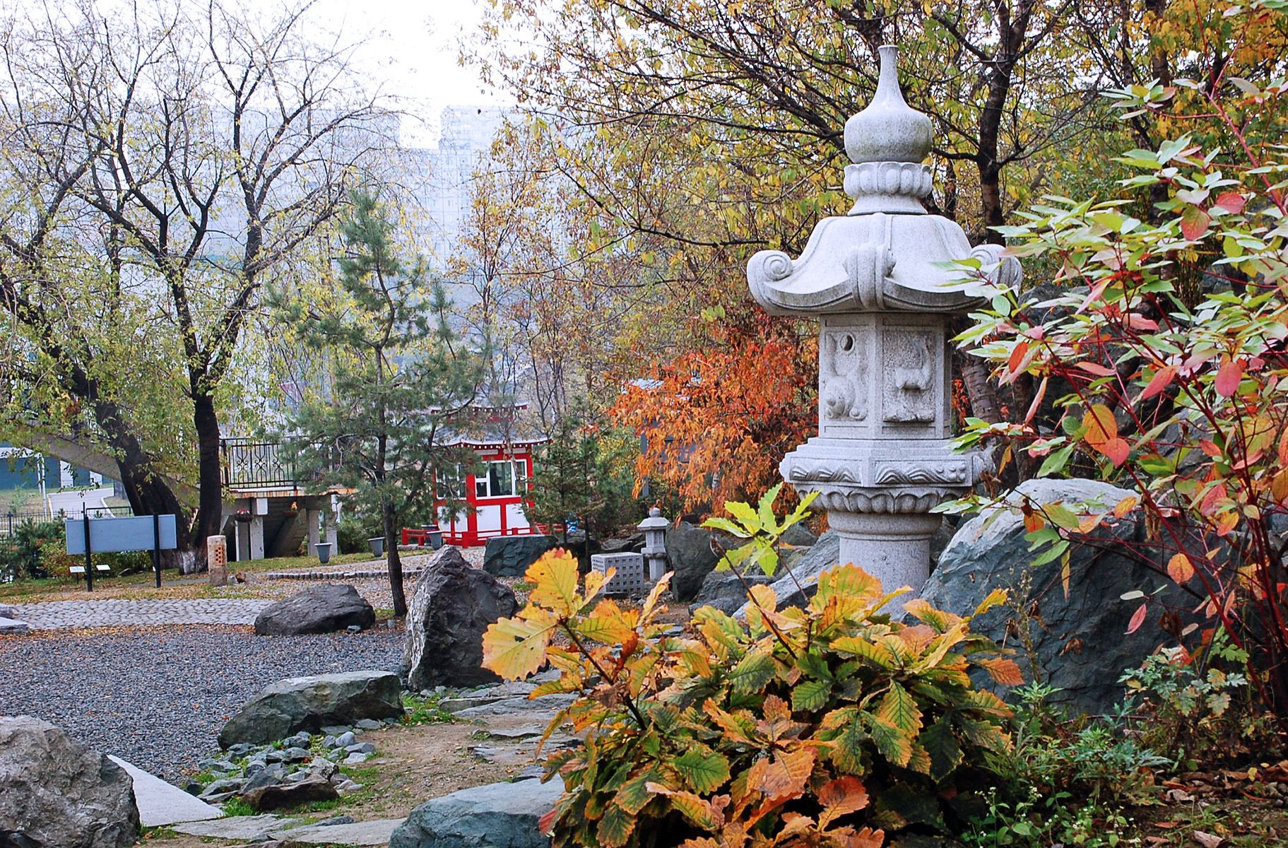 МИД Японии поддержит проект реконструкции японского сада камней ВГУЭС
