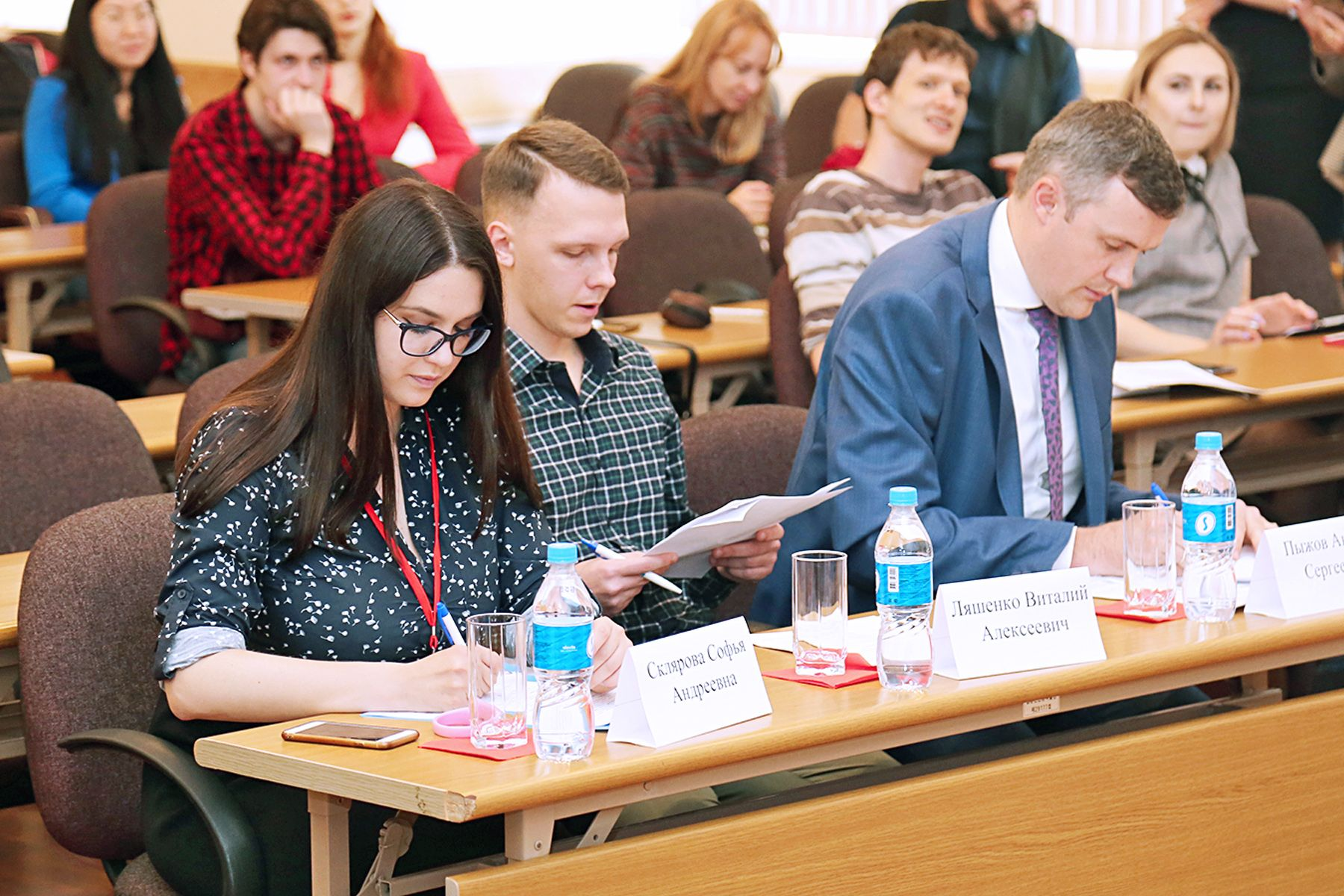 Национальный научный форум магистрантов, аспирантов и молодых учёных состоялся во ВГУЭС