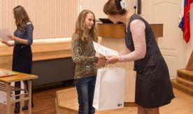 Победители Всероссийского конкурса письма учатся во ВГУЭС