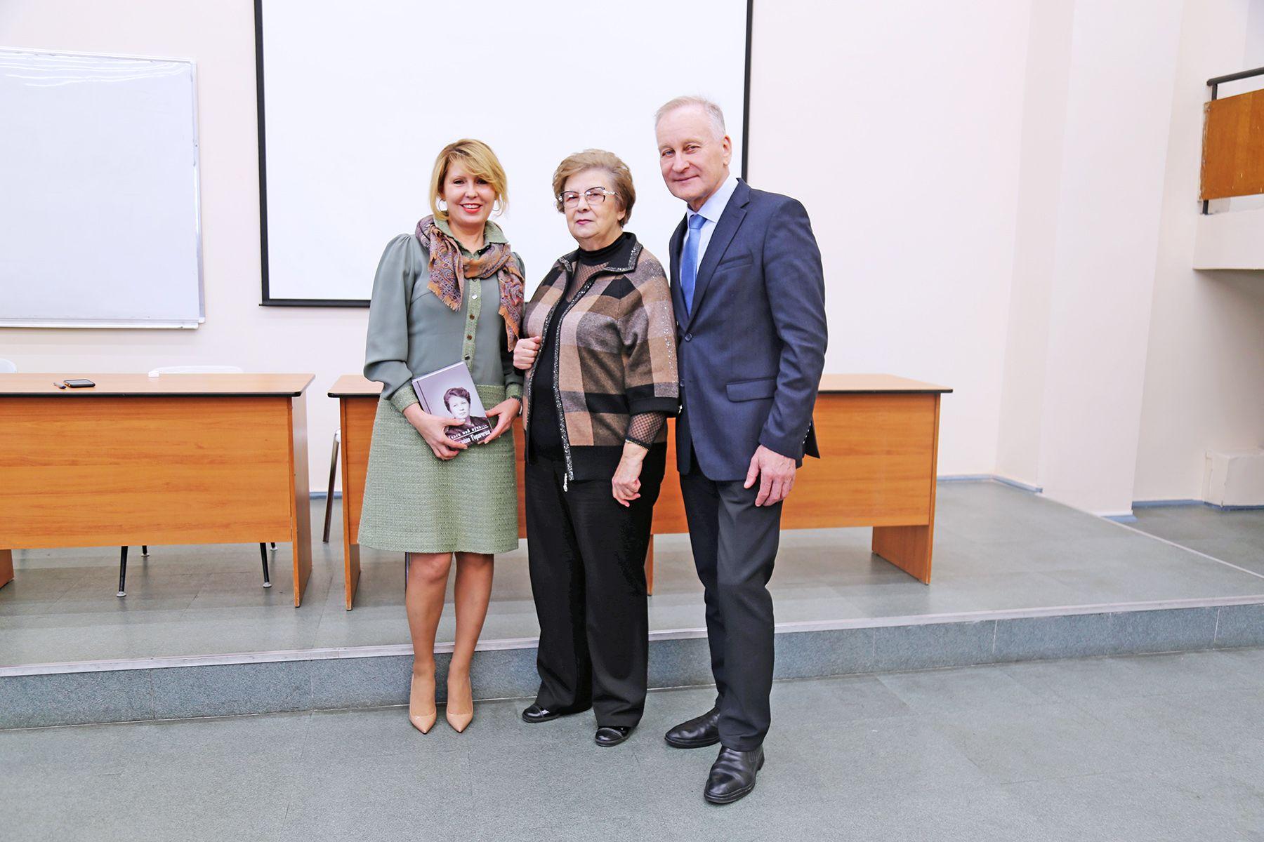 Светлана Горячева: «ВГУЭС идёт своим путём, и он - достойный»