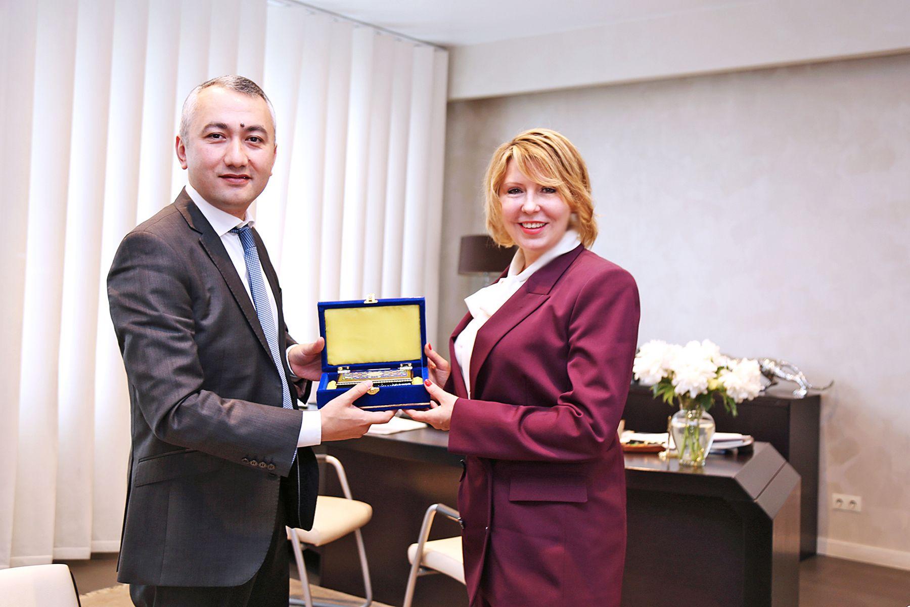 Генеральный консул Узбекистана Рустам Исмаилов: «Мы заинтересованы в прочных дружественных отношениях и сотрудничестве со ВГУЭС»