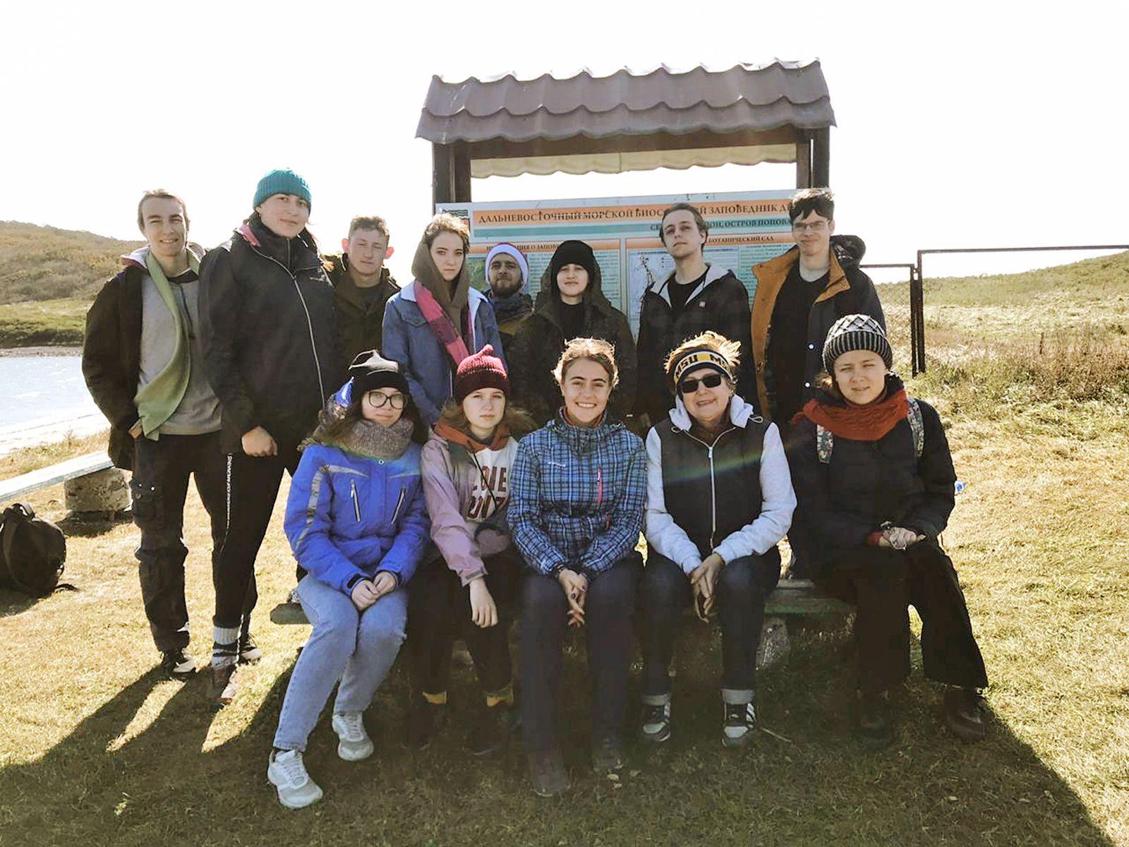 В МИТГ ВГУЭС завершается работа по разработке проекта для Дальневосточного морского заповедника