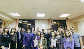 Прокуратура Приморского края провела правовую викторину в Институте права ВГУЭС