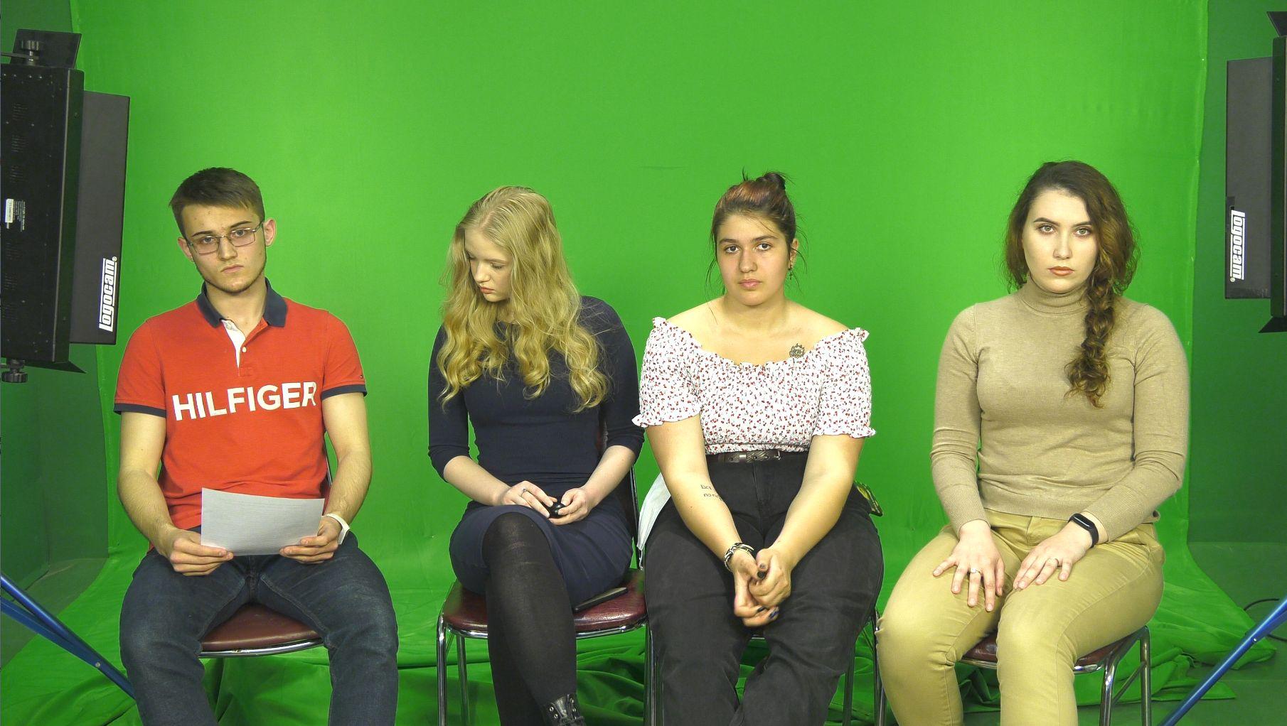 Слушатели Центра современных медиа ВШТВ готовятся к творческому экзамену